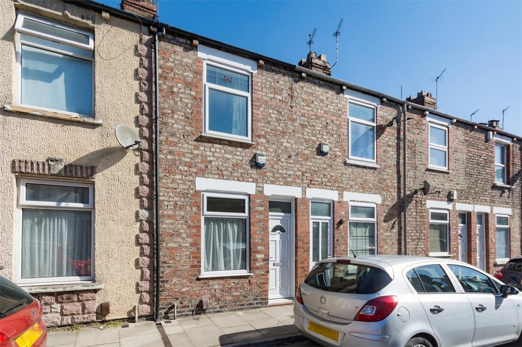 2 Bedrooms Terraced House for sale in Kitchener Street, Huntington, YORK