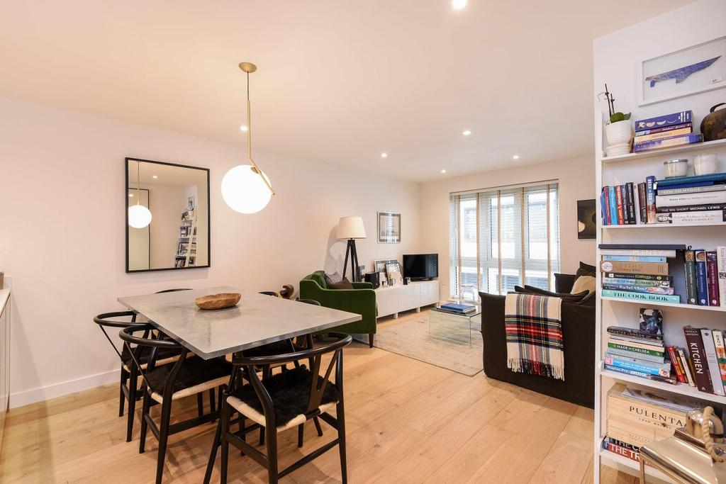 1 Bedroom Flat for sale in Brewhouse Lane, Putney, SW15