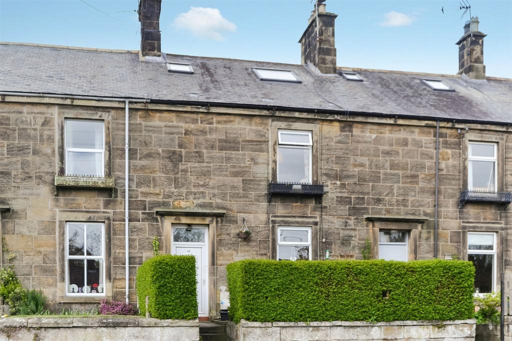 3 Bedrooms Terraced House for sale in 61 Main Street, Felton, Morpeth, Northumberland