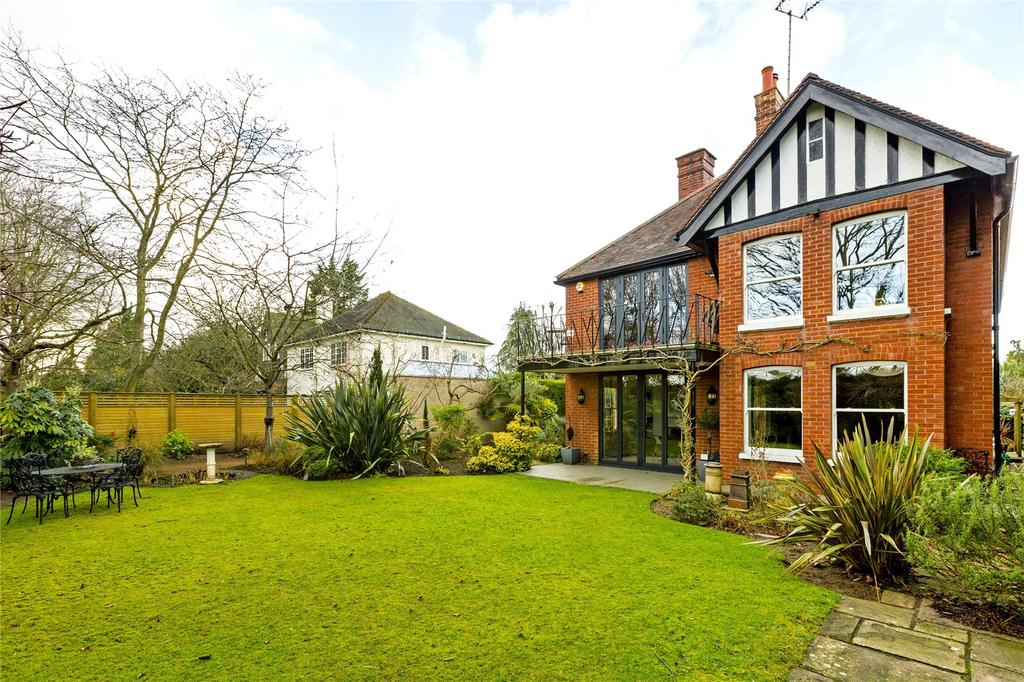 6 Bedrooms Detached House for sale in Hazel Lane, Richmond, Surrey, TW10