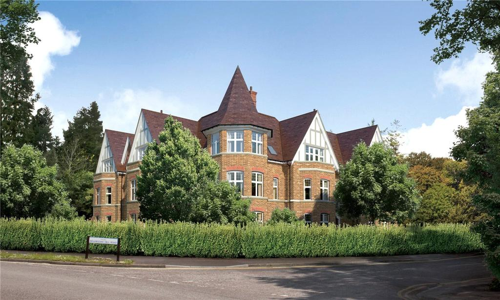 2 Bedrooms Penthouse Flat for sale in Burbank, 3 Glenferness Avenue, Bournemouth, BH4