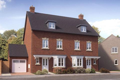 4 bedroom semi-detached house for sale - Plot 19 Firs Park, Eversley Road, Norwich, NR6
