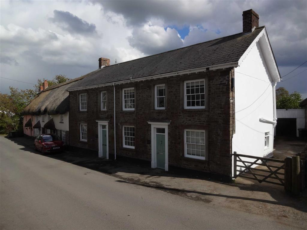 7 Bedrooms Semi Detached House for sale in East Street, Chulmleigh, Chulmleigh, Devon, EX18