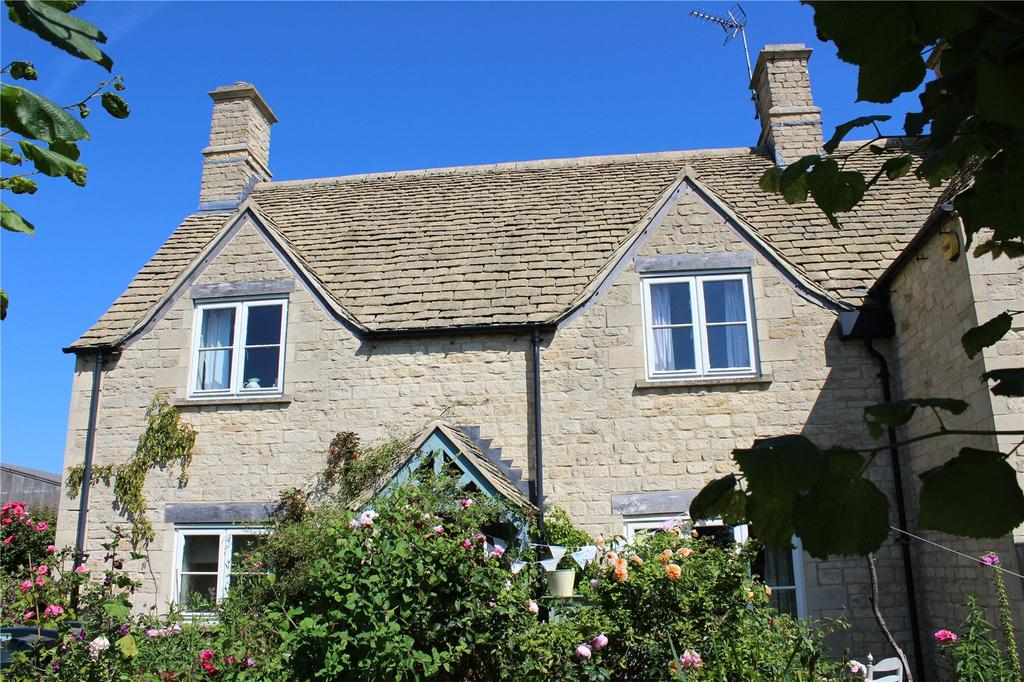 3 Bedrooms Semi Detached House for sale in Barnsley Place, Rodmarton, Cirencester, Gloucestershire