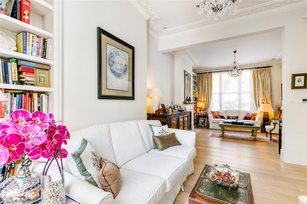 5 Bedrooms Terraced House for sale in Hollywood Road, Chelsea