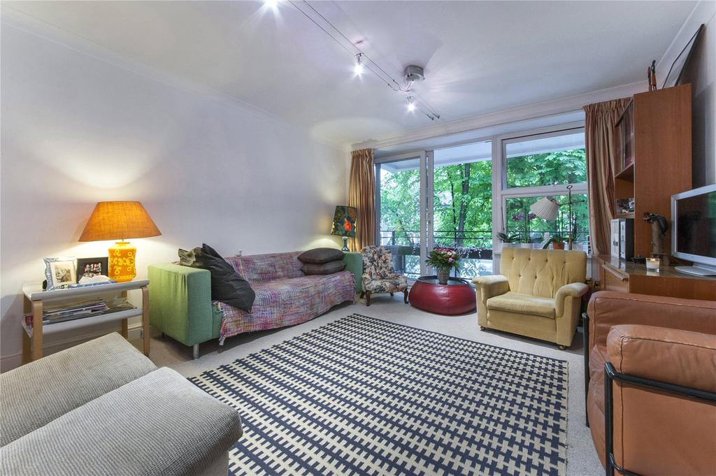 3 Bedrooms Flat for sale in Darwin Court, Gloucester Avenue, London