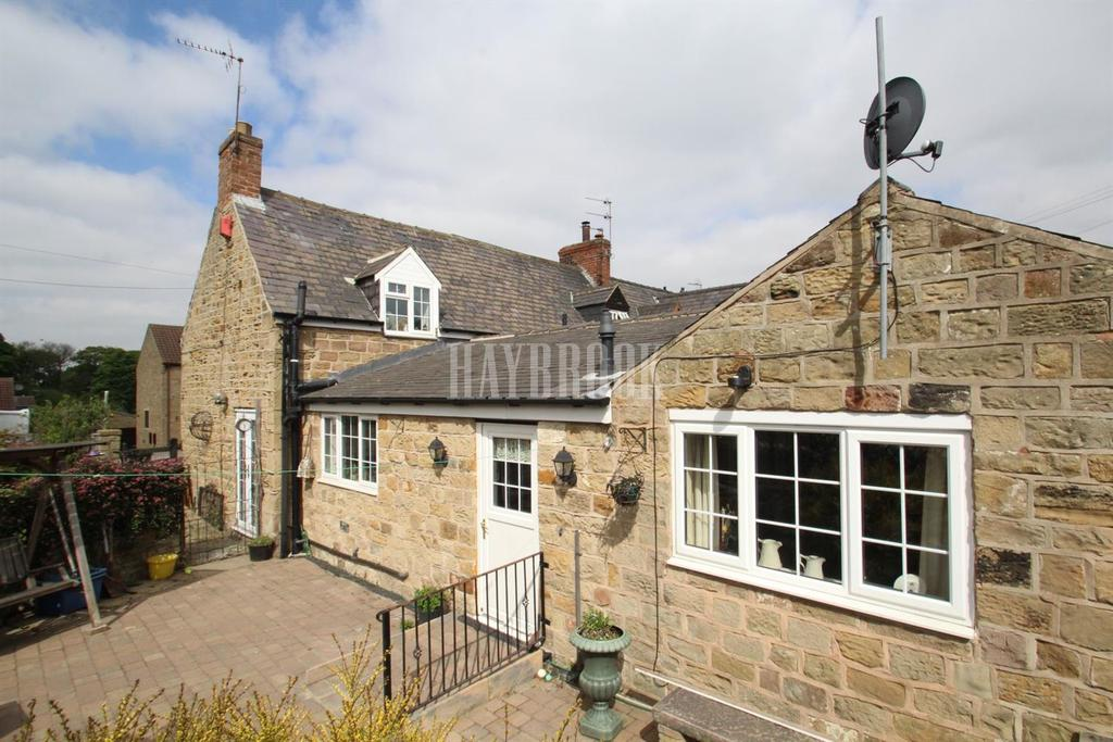 3 Bedrooms Cottage House for sale in Hooton Lane, Old Ravenfield