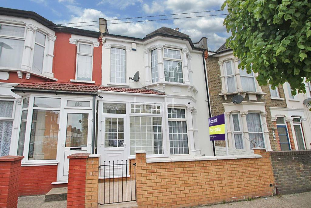 3 Bedrooms Terraced House for sale in Sixth Avenue, Manor Park