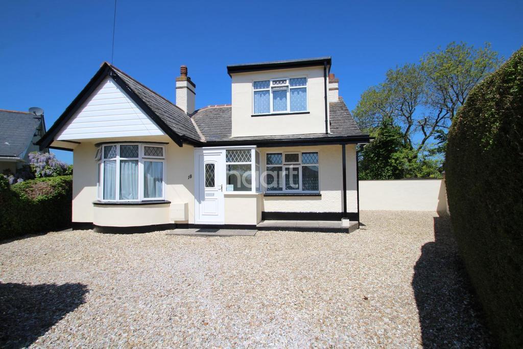 3 Bedrooms Detached House for sale in Danvers Road, Torquay