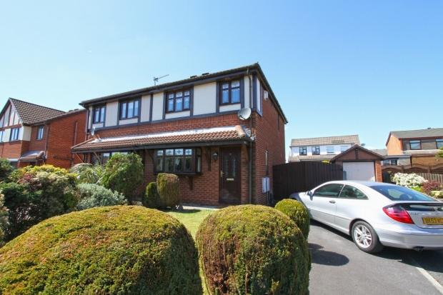 3 Bedrooms Semi Detached House for sale in Elway Road Ashton In Makerfield Wigan