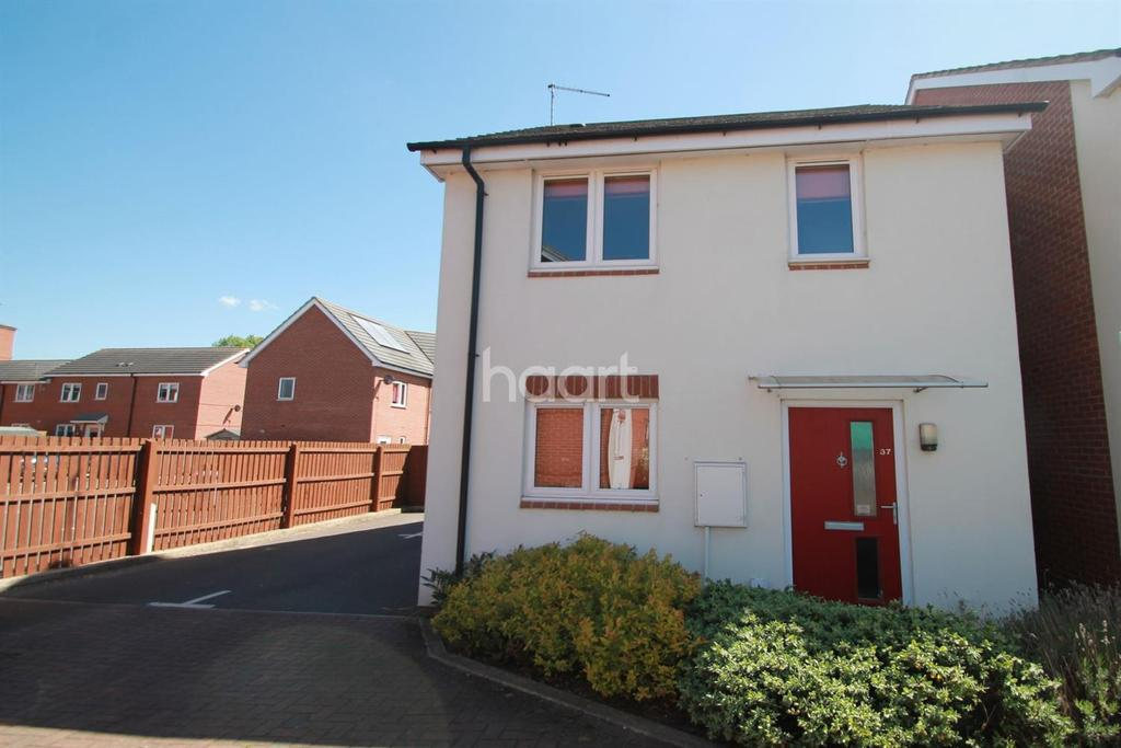 2 Bedrooms Detached House for sale in College Close, Newark