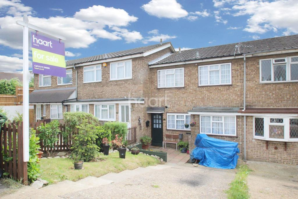 4 Bedrooms Terraced House for sale in St Johns Road, Chadwell St Mary, Grays