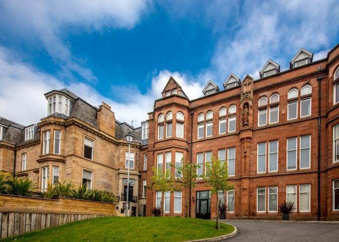 2 Bedrooms Apartment Flat for sale in 80 Victoria Crescent Road, Dowanhill, G12 9JL
