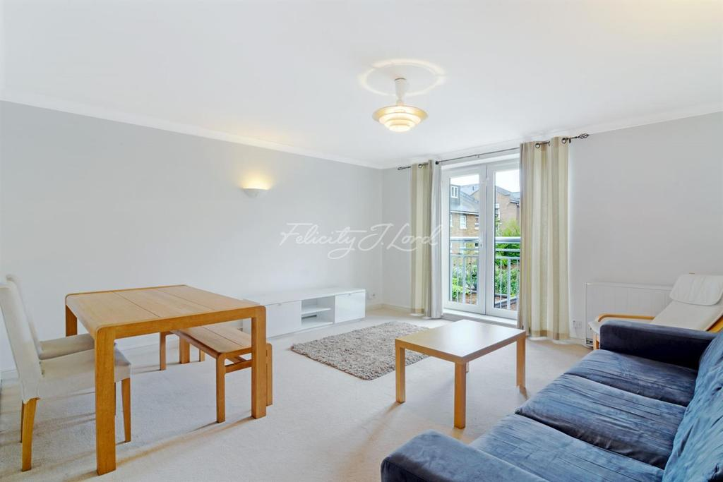2 Bedrooms Flat for sale in Millennium Drive, E14