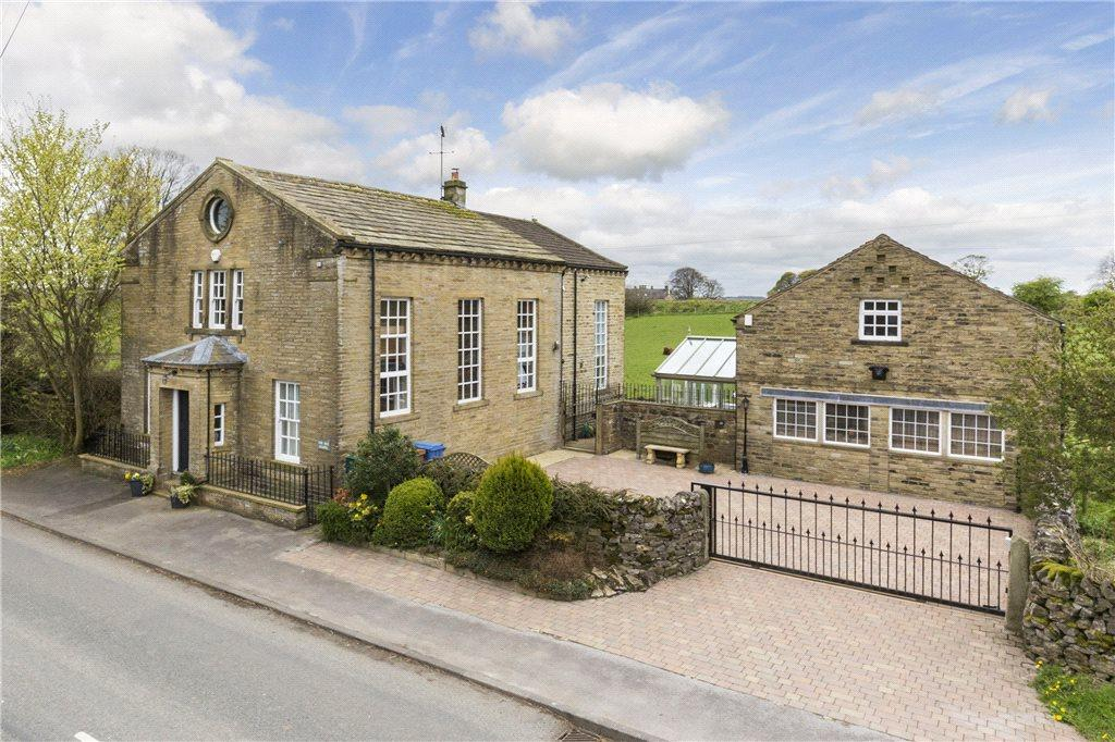 4 Bedrooms Unique Property for sale in The Old Chapel, Gisburn Road, Hellifield, Skipton