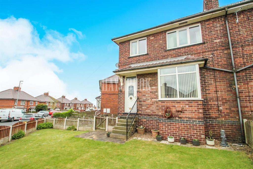 3 Bedrooms Semi Detached House for sale in Croft Road, Hoyland