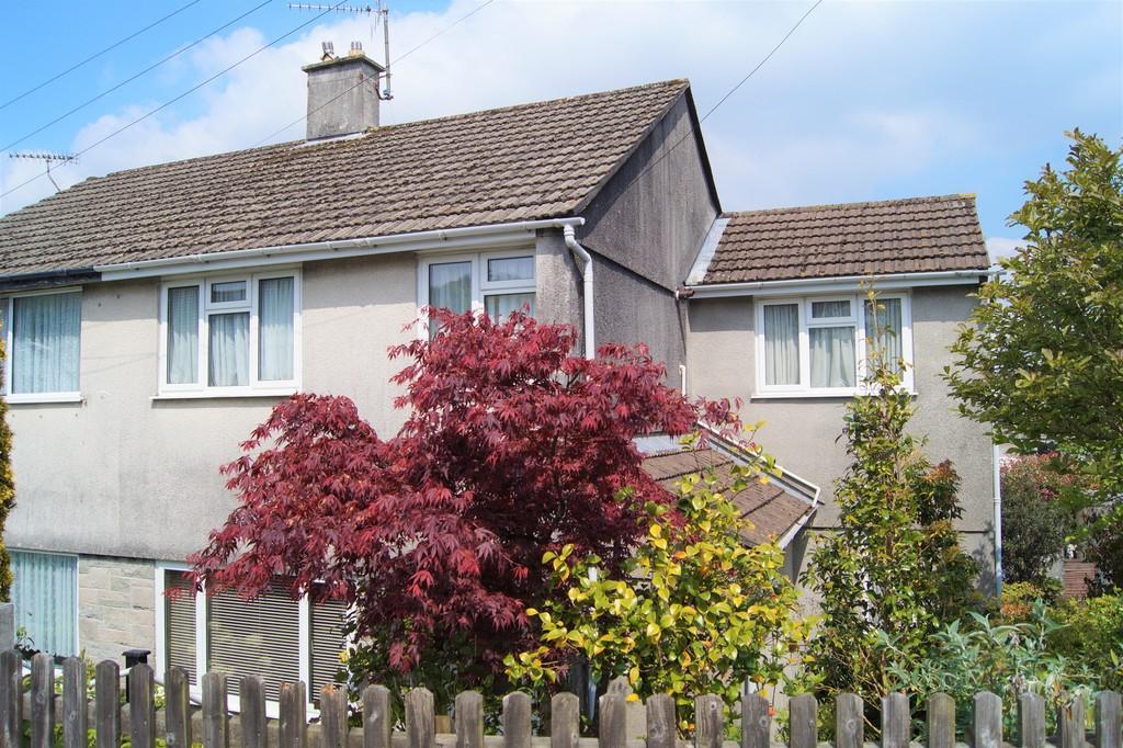 4 Bedrooms Semi Detached House for sale in Horrabridge