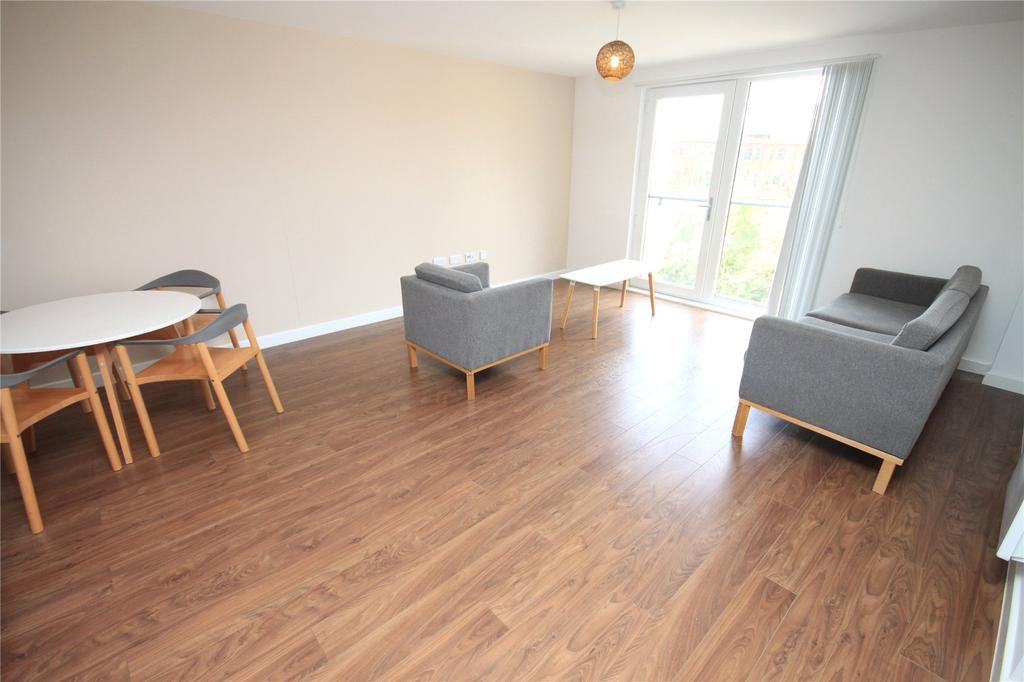 3 Bedrooms Flat for sale in The Riverside, Lowry Wharf, Derwent Street, Salford, M5