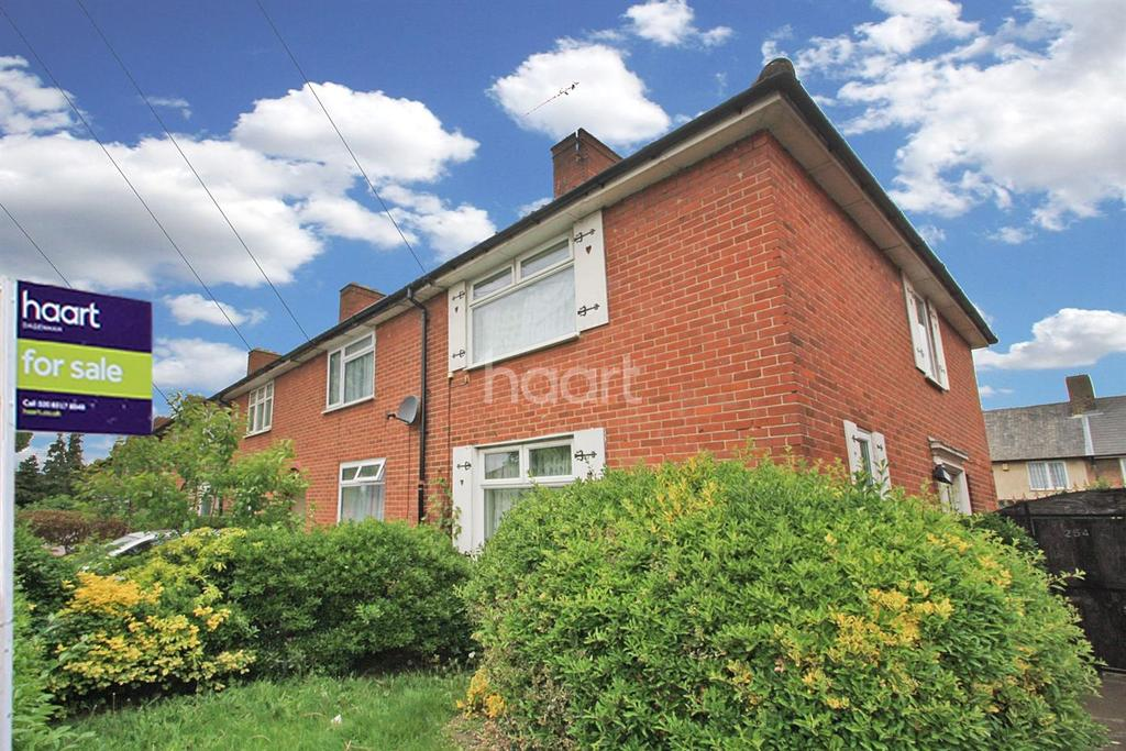 2 Bedrooms End Of Terrace House for sale in Porters Avenue