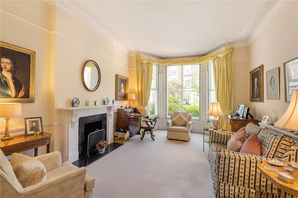 3 Bedrooms Maisonette Flat for sale in Warwick Gardens, London, W14