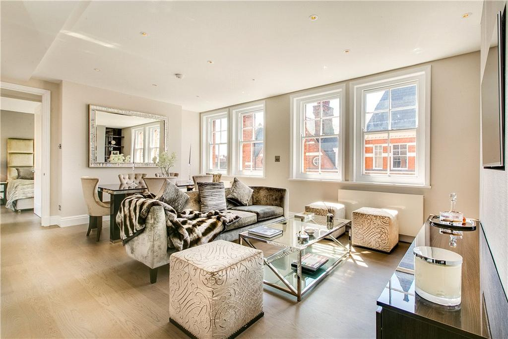 2 Bedrooms Flat for sale in Glyn Mansions, Kensington Olympia, W14
