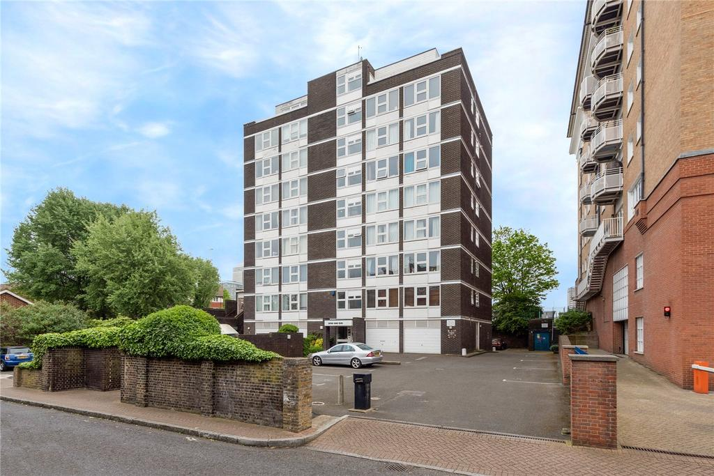 2 Bedrooms Flat for sale in Custom House Reach, Odessa Street, London, SE16