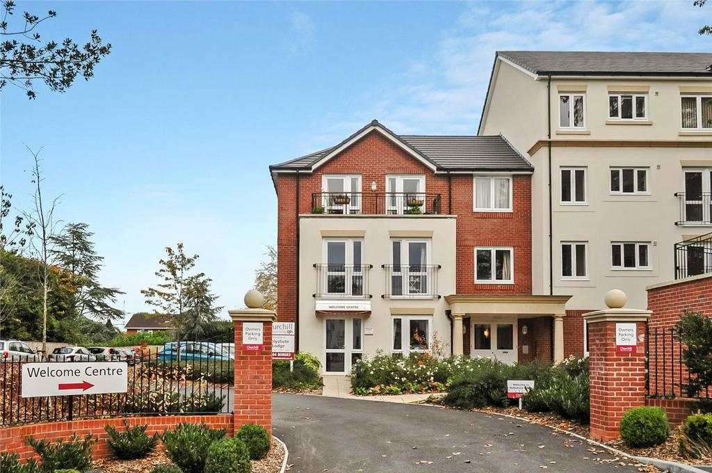 1 Bedroom Apartment Flat for sale in Holyshute Lodge, Langford Road, Honiton, Devon, EX14