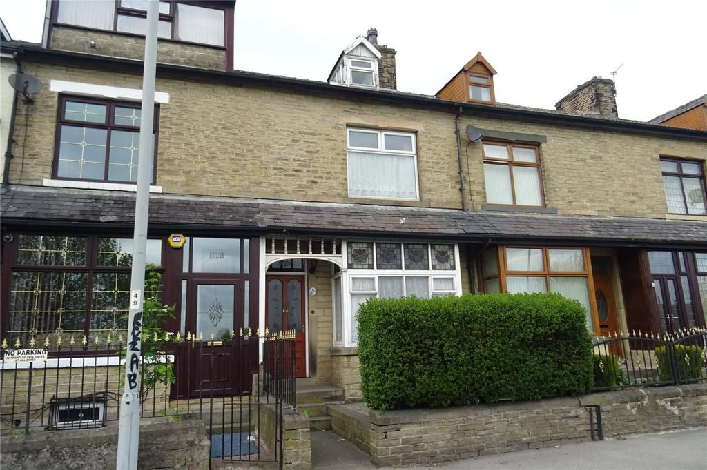 4 Bedrooms Terraced House for sale in Leeds Road, Bradford, West Yorkshire, BD3