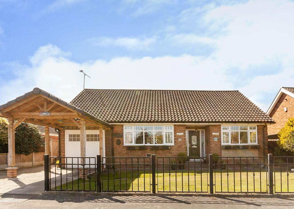 3 Bedrooms Detached Bungalow for sale in Sycamore Crescent, Bawtry