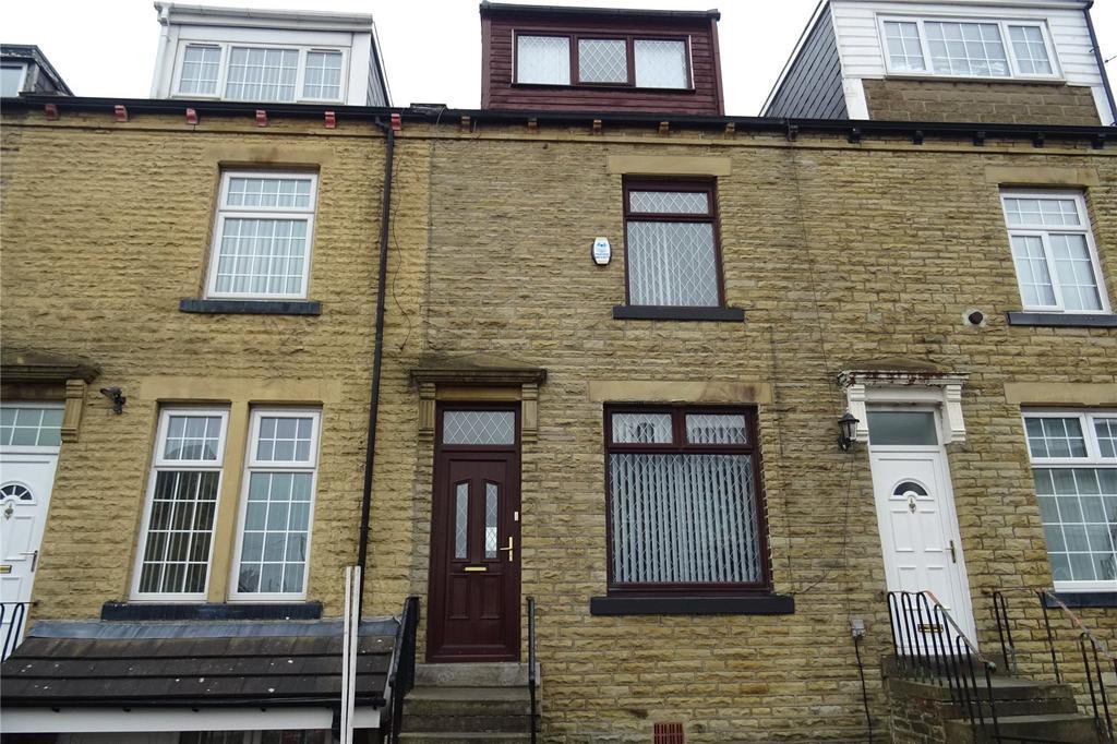 4 Bedrooms Terraced House for sale in Parkside Road, Bradford, West Yorkshire, BD5