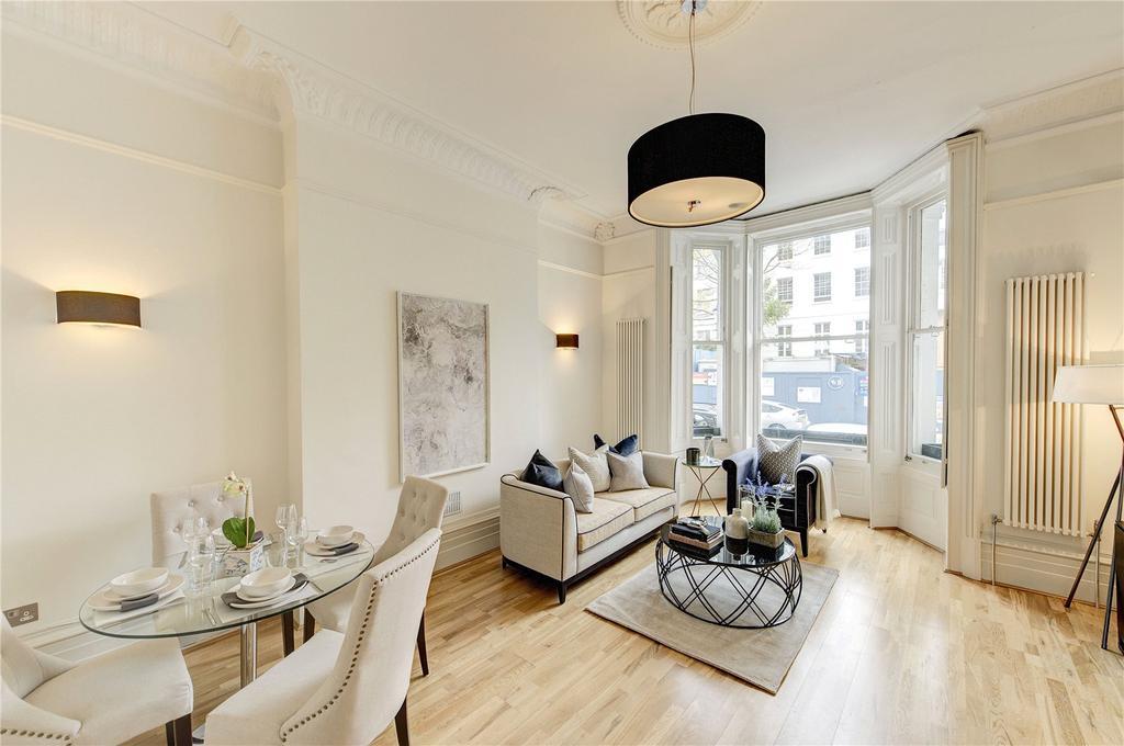 2 Bedrooms Flat for sale in Ladbroke Terrace, Notting Hill