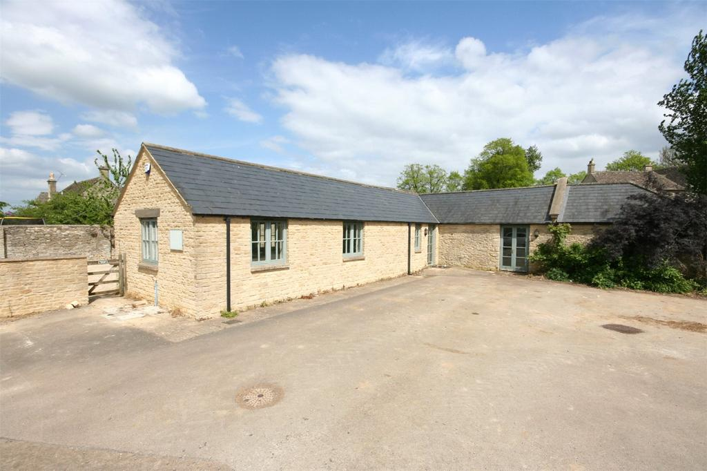 3 Bedrooms Semi Detached Bungalow for sale in Kemble, Cirencester, Gloucestershire