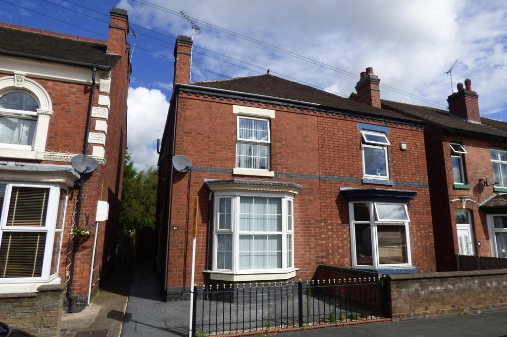 3 Bedrooms Semi Detached House for sale in Eton Road, Burton-on-Trent