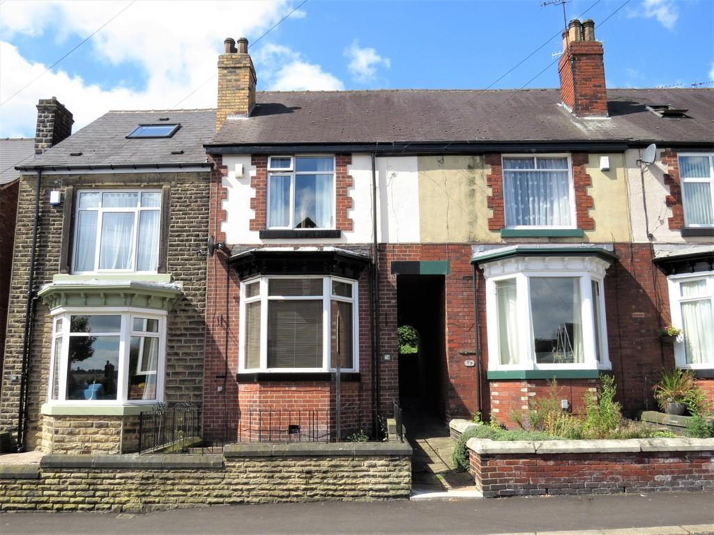 3 Bedrooms Terraced House for sale in Overton Road, Hillsborough, Sheffield