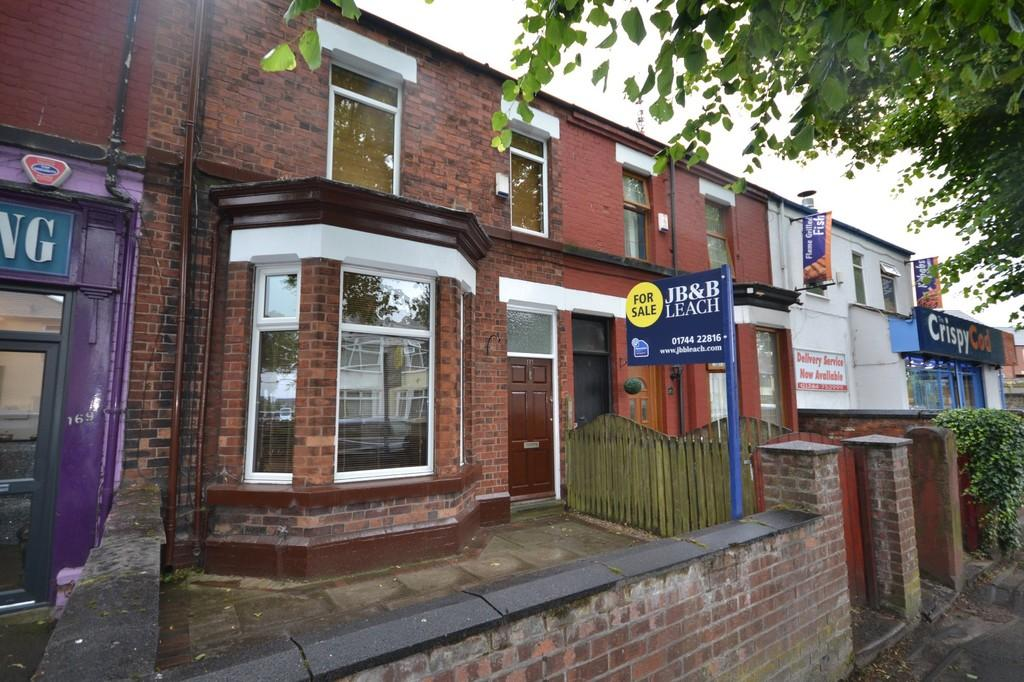 2 Bedrooms Terraced House for sale in Knowsley Road, Eccleston, St. Helens