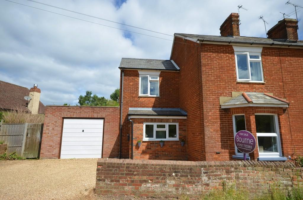3 Bedrooms End Of Terrace House for sale in Bethel Close, Farnham