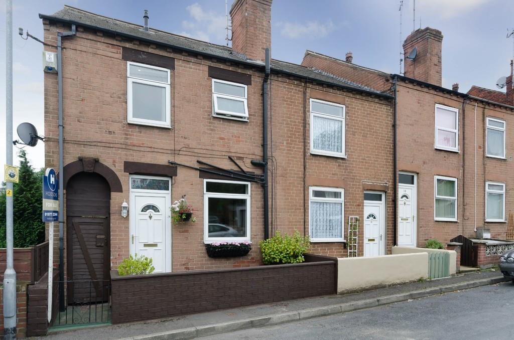 2 Bedrooms End Of Terrace House for sale in Thackray Lane, Pontefract