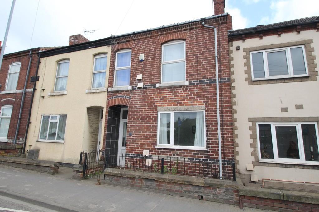 3 Bedrooms Terraced House for sale in Queen Street, Normanton