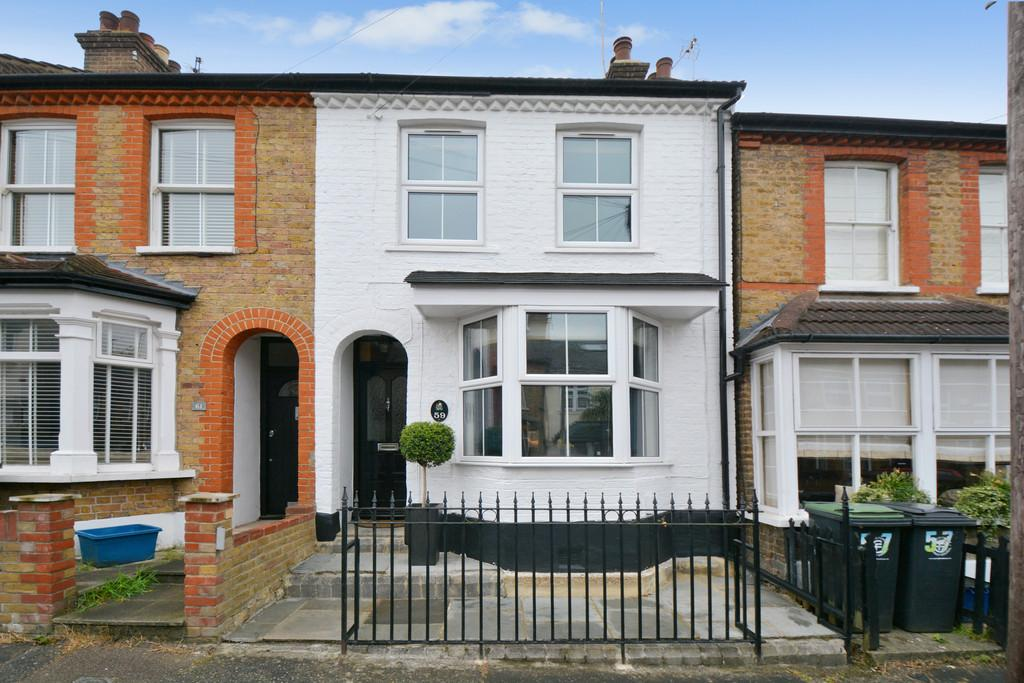 2 Bedrooms End Of Terrace House for sale in Brunel Road, Woodford Green