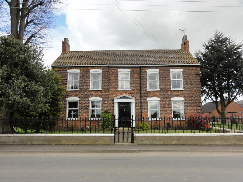 7 Bedrooms Farm House Character Property for sale in Manor House, Station Road, Laxton, East Yorkshire