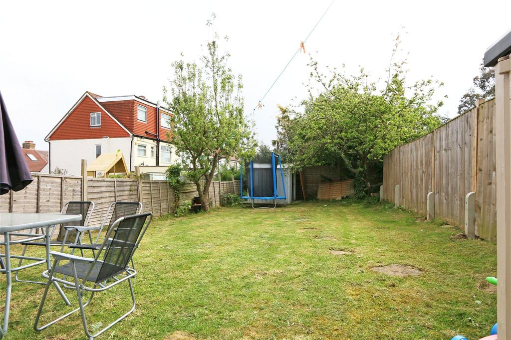 3 Bedrooms Semi Detached House for sale in Norton Gardens, Norbury, SW16