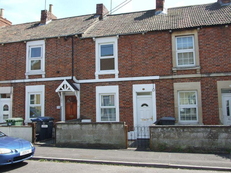 2 Bedrooms Terraced House for sale in Ashton Street, Trowbridge