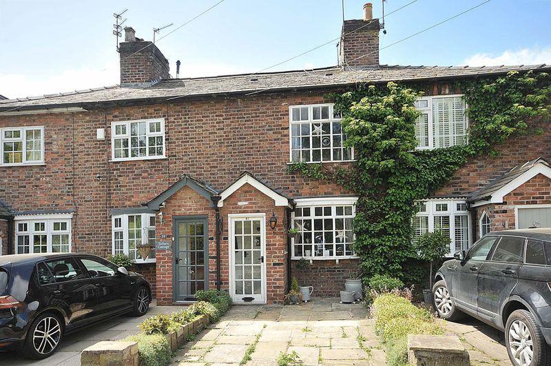 2 Bedrooms Terraced House for sale in Brook Lane, Alderley Edge