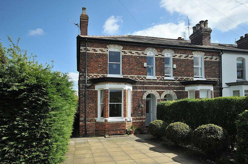 4 Bedrooms End Of Terrace House for sale in Bexton Road, Knutsford