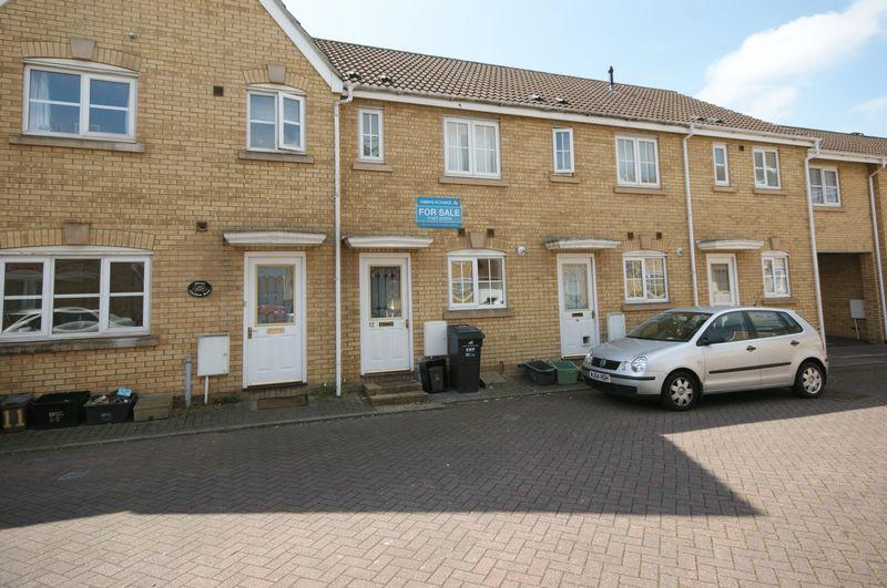 2 Bedrooms Terraced House for sale in NORTH TAUNTON