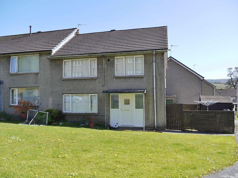 4 Bedrooms Semi Detached House for sale in 42 Castlegarth, Sedbergh, LA10 5AN