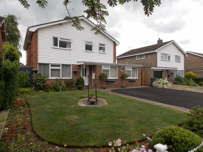4 Bedrooms Detached House for sale in Beauford Road, Ingham
