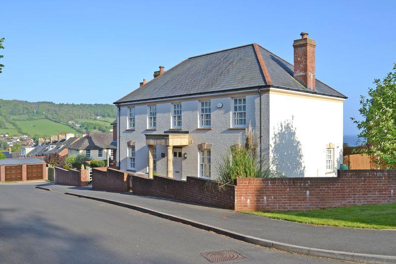 4 Bedrooms Detached House for sale in West Park Road, Sidmouth