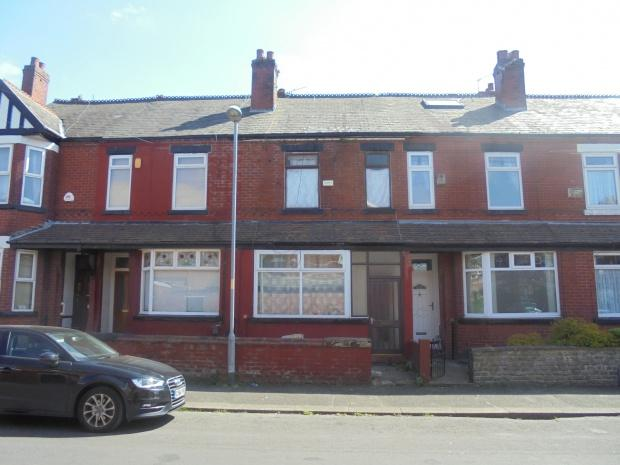 3 Bedrooms Block Of Apartments Flat for sale in Mayford Road, Manchester, M19