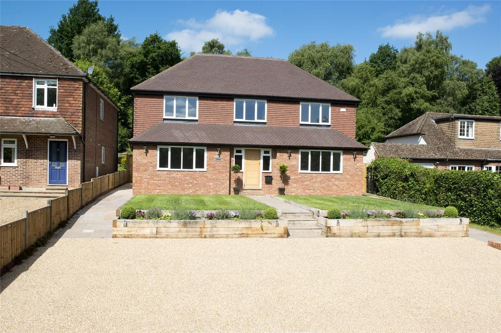 5 Bedrooms Detached House for sale in Common Road, Ightham, Sevenoaks, Kent, TN15